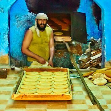 The Baker by GreenEyedHarpy