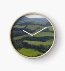 Scottish Borders Clock