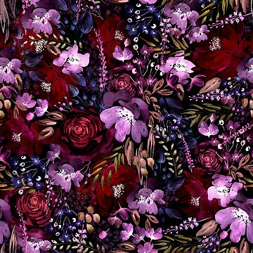 Deep Floral Chaos by anisg