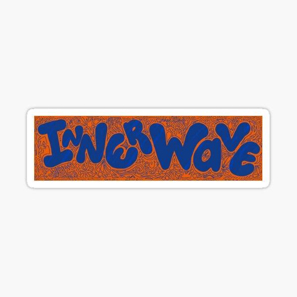 Inner Wave Sticker