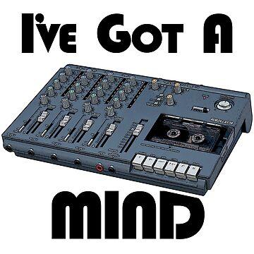 I've Got a 4-Track Mind by Robzilla178