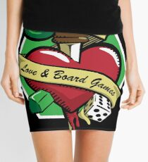 All's Fair Mini Skirt