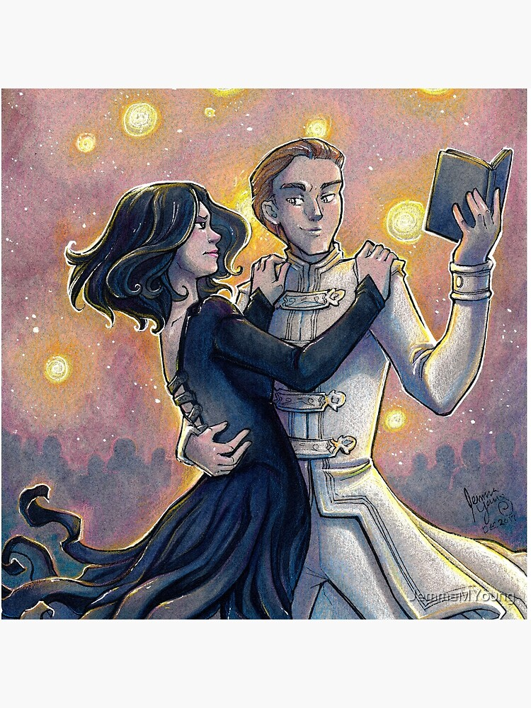 Dance of the Mistborn by JemmaMYoung