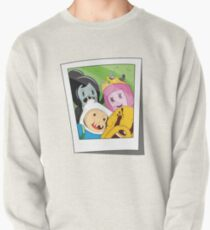Adventure Time Photo Pullover