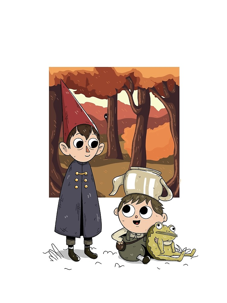 Over the Garden Wall by chewableshell
