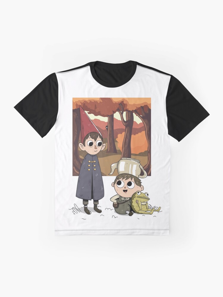 Alternate view of Over the Garden Wall Graphic T-Shirt