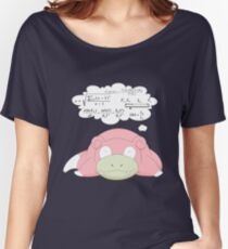 The Genius of a Slowpoke Women's Relaxed Fit T-Shirt