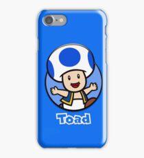 Toad Phone Case iPhone Case/Skin