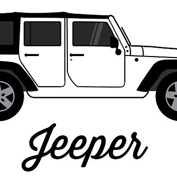 """Jeeper"" - Jeep Wrangler by BenFraternale"