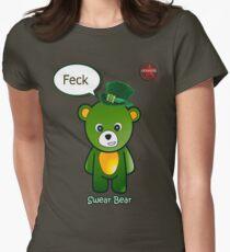 Geek Girl - SwearBear - Feck T-Shirt