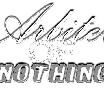 Arbiter of Nothing v2 by robinherrick