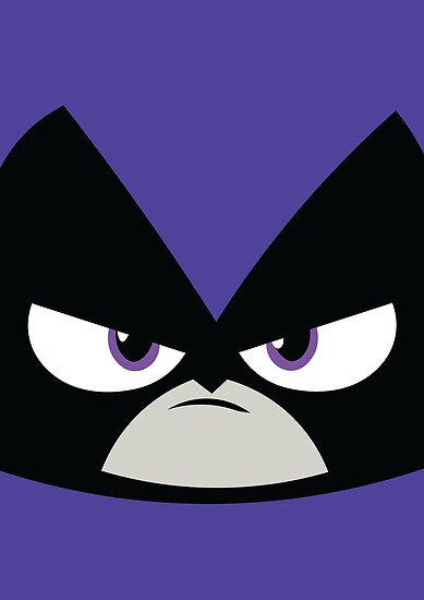 Consider, what teen titans go raven