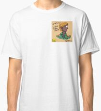 Captain Eugene Lassiter (Pattern) - Space Gazer | Giggle | Official Giggle Merch Classic T-Shirt
