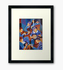 SUNDAY SESSION Framed Print