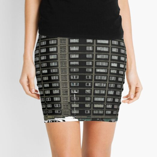 Mulberry Court , Salford Mini Skirt