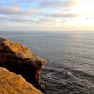 Sunset Cliffs San Diego by seacucumber