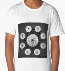 Ellis Island Chandelier in the Registry Hall Long T-Shirt