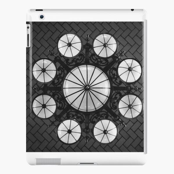 Ellis Island Chandelier in the Registry Hall iPad Snap Case