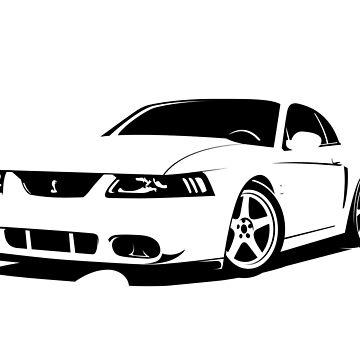 Snake Charmer 03-04 Ford Mustang Cobra  by leaveyourmark