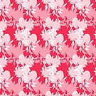 Floral pink by youdesignme