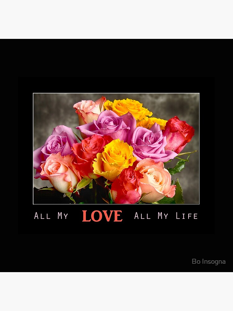 All My LOVE All My Life by mrbo
