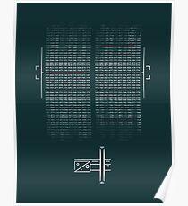 DNA - Bladerunner 2049 Poster