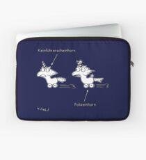 Rasereinhörner | islieb Laptoptasche