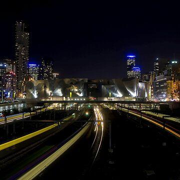 Melbourne by pvillani