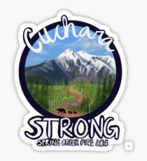 CUCHARA STRONG Sticker