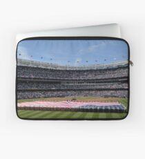 Opening Day at Yankee Stadium Laptop Sleeve