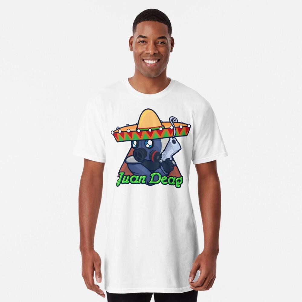 Juan Deag - Contraterrorista Camiseta larga
