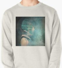 in silence we walk Pullover