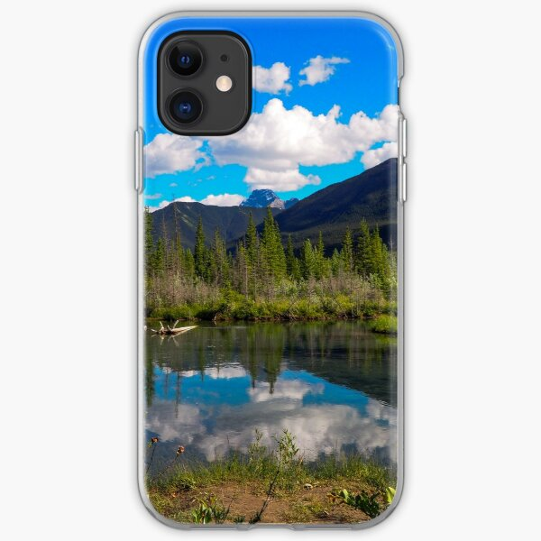 Canmore, Alberta, Canada iPhone Soft Case
