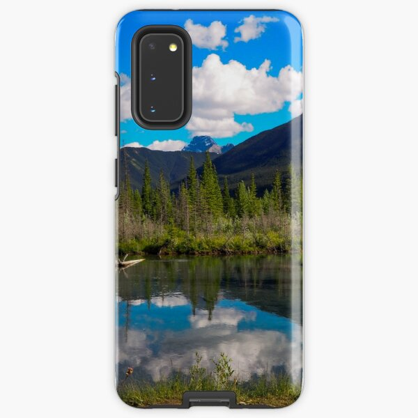 Canmore, Alberta, Canada Samsung Galaxy Tough Case