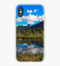 Canmore, Alberta, Canada iPhone Case