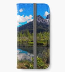 Canmore, Alberta, Canada iPhone Wallet/Case/Skin