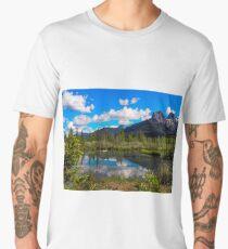 Canmore, Alberta, Canada Men's Premium T-Shirt