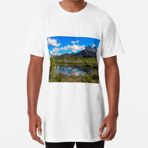 Canmore, Alberta, Canada Long T-Shirt