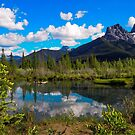 Canmore, Alberta, Canada by Michelle Callahan
