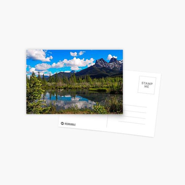 Canmore, Alberta, Canada Postcard