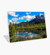 Canmore, Alberta, Canada Laptop Skin