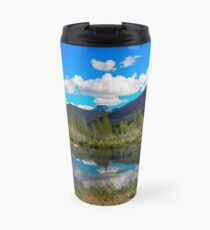 Canmore, Alberta, Canada Travel Mug