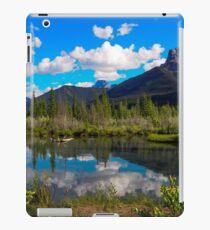 Canmore, Alberta, Canada iPad Case/Skin