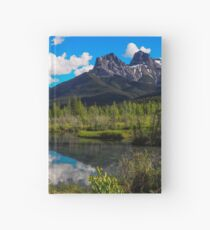 Canmore, Alberta, Canada Hardcover Journal