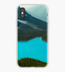 Moraine Lake Banff Icefields Parkway iPhone Case