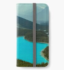 Moraine Lake Banff Icefields Parkway iPhone Wallet/Case/Skin