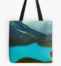 Moraine Lake Banff Icefields Parkway Tote Bag