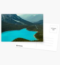 Moraine Lake Banff Icefields Parkway Postcards