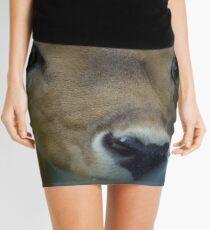 English Fallow Deer Mini Skirt