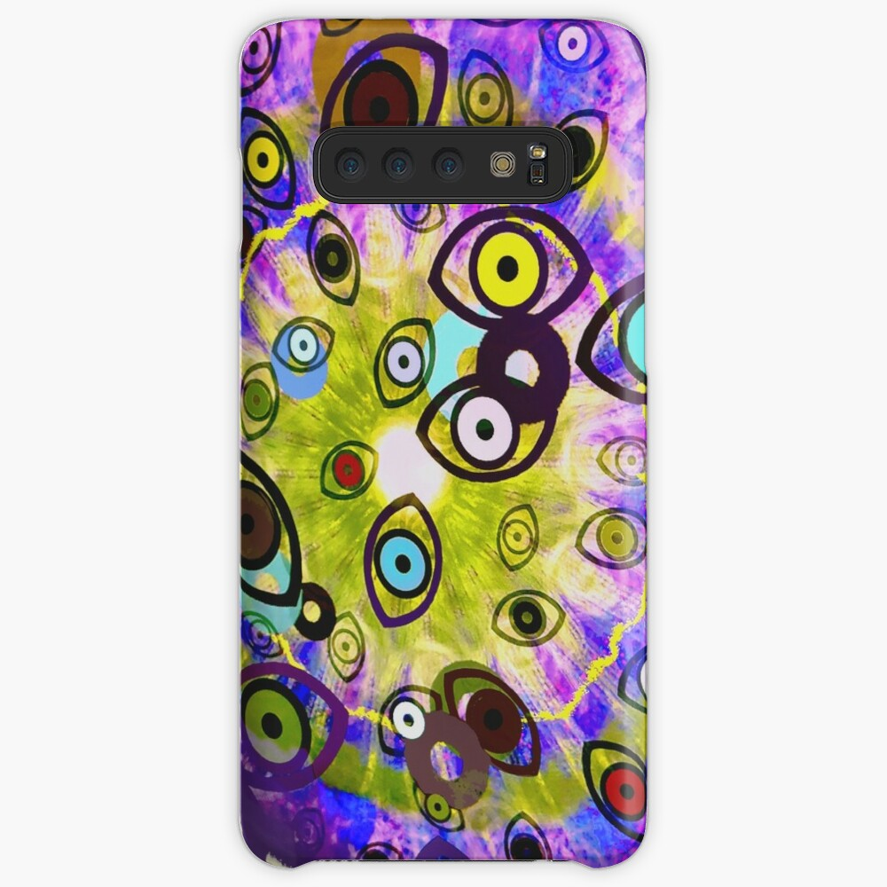That Thing She Does With Her Eyes Case & Skin for Samsung Galaxy